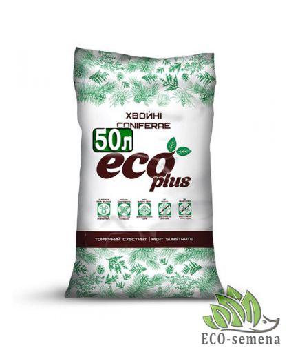 Субстрат для Хвойных, Eco Plus, 50л