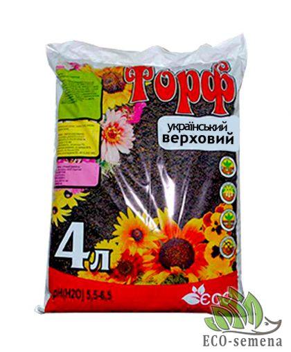 Торф Верховой, Полтава, 4 л