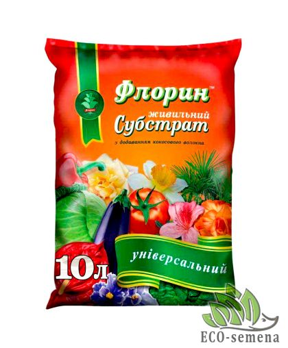 Субстрат Универсальный, Флорин, 10 л