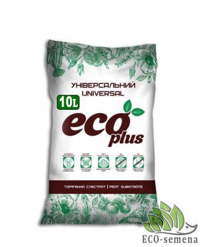 Субстрат Универсальний, Eco Plus, 10 л