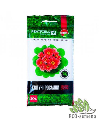 Субстрат для Цветущих, Peatfield, 10 л