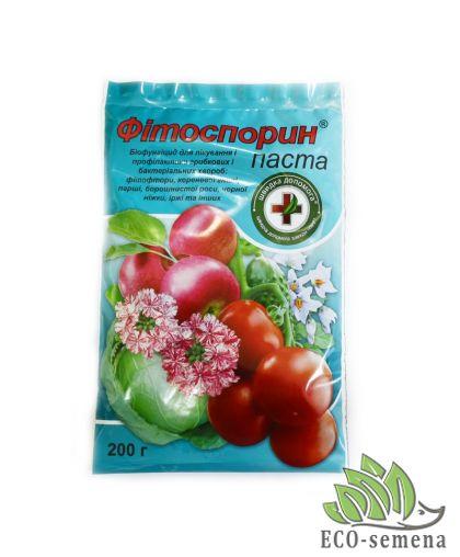 Биофунгицид Фитоспорин паста, Украина, 200 г