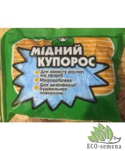 Медный купорос, фунгицид, Агроопт +, 100 г