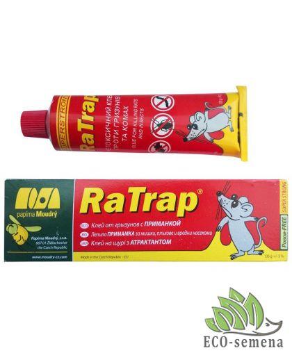 Клей Ратрап (RaTrap) от грызунов и насекомых, 135 г