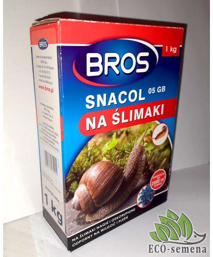 Брос Снаколь от слизней, 1 кг