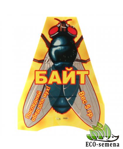 Инсектицид Байт, гранулы от мух, 5 г
