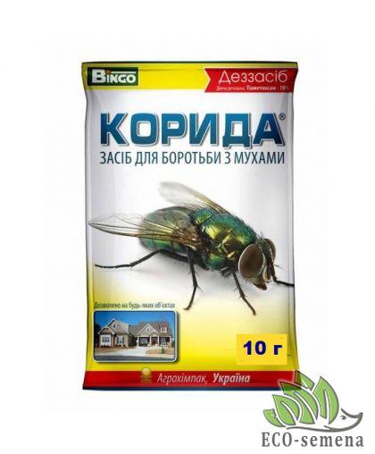 Инсектицид Корида, гранулы от мух, 10 г