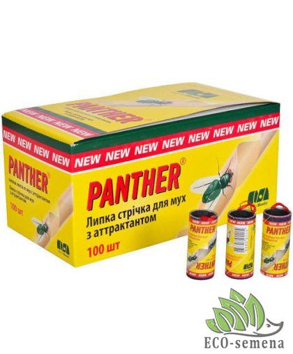 Липкая клейкая лента от мух Panther, Чехия