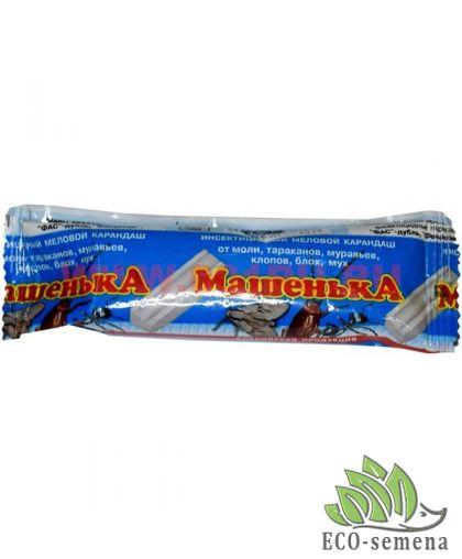 Машенька, инсектицидный мелок от тараканов, 20 г