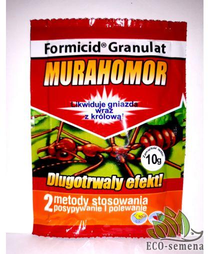 Мурахомор, гранула от муравьев, 10 г