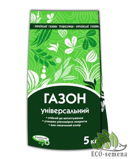Семена Газонная трава Универсальная, эконом, Семейный Сад, 5 кг