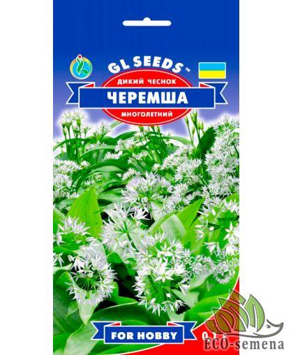 GL Seeds. Семена Черемша дикий чеснок 0.1 г