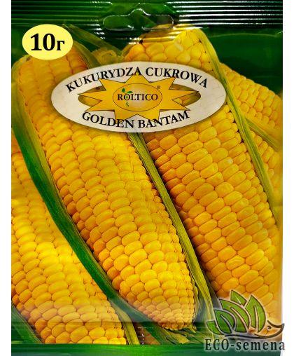Ролтико (Roltico), Польша. Семена Кукуруза сахарная Золотой Бантам F1, 10 г