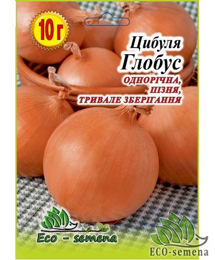Eco-semena. Семена Лук Чернушка Глобус однолетний, 10 г