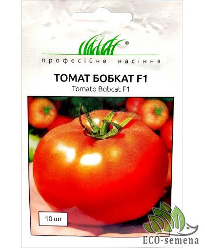 Професійне насіння. Семена Томат Бобкат, 10 сем