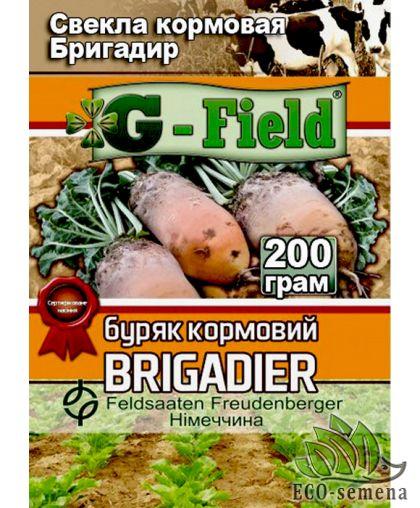 Семена Свекла кормовая Бригадир, Германия ФП, 200 г