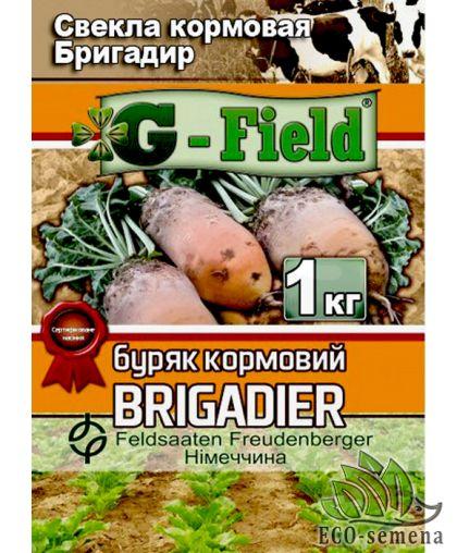 Семена Свекла кормовая Бригадир, Германия ФП, 1 кг