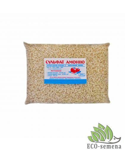 Удобрение Сульфат Амония, 1 кг
