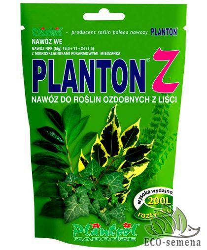 Удобрение Плантон (PLANTON) Z для Зеленых растений, 200 г