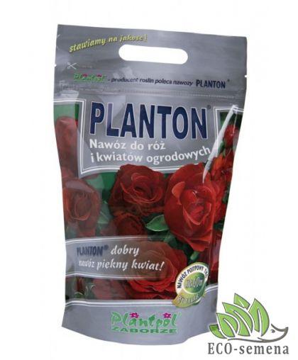 Удобрение Плантон (PLANTON) для Роз и других огородных цветов гранулированное, 1 кг