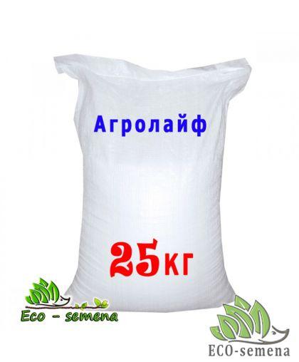 Удобрение Агролайф сухой гранулированный (куриный помет), 25 кг