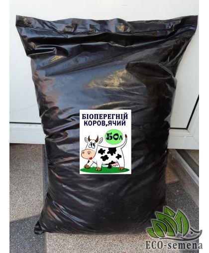 Удобрение Биоперегной Коровий (Перегной), 50 л