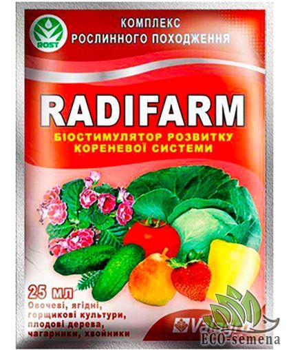 Органик Планет. Радифарм (Radifarm+ ), Стимулятор роста корневой системы, 25 мл