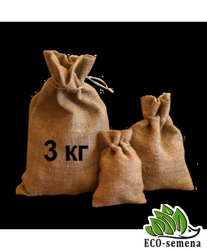 Лук-севок Кущевка длинный + Халцедон + Вулкан (набор-Украина) / 3 кг