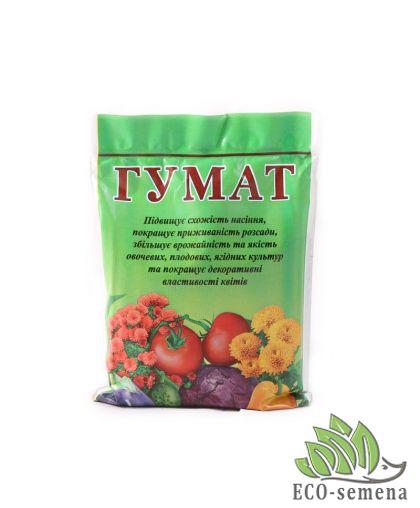 Удобрение Гумат для овощей, 150 г