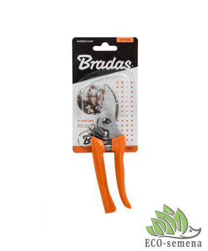 Секатор Bradas V-SERIES, KT-V1010, для обрезки веток 5 мм
