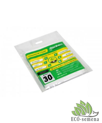 Агроволокно белое 30, (3,2 х 10), Agreen